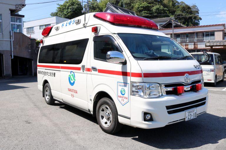 救急車を呼ぶときはのイメージ